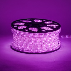 Tubo flessibile LED decoLED, 50m , rosa, decoLED